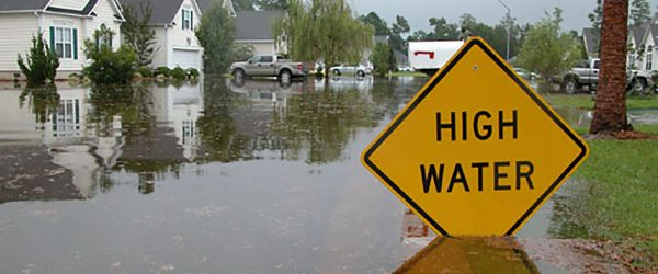 homeowner flood insurance high water